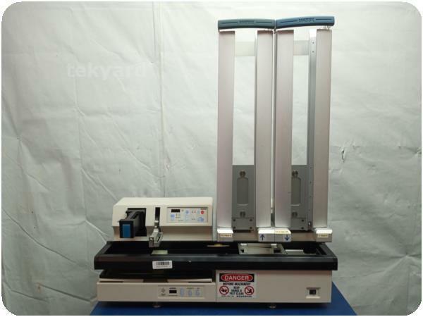 MATRIX TECHNOLOGIES WELLMATE W/ MICROPLATE STACKER ! (275074)