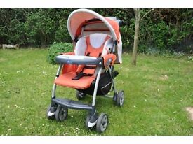 Chicco CT02 travel system