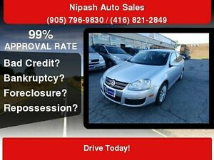 2010 Volkswagen Jetta TDI,CERTIFIED,1YEAR POWERTRIN WARRANTY