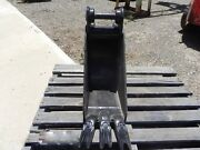 Custom Trench bucket 260mm Wingfield Port Adelaide Area Preview