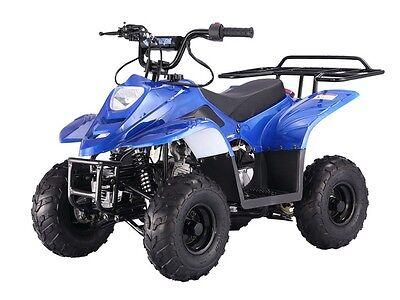 New ATV kids 4 wheeler fully auto 110cc *FREE S/H* working headlight