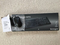 Kensington mouse and keyboard