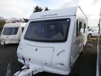 ** EARLY BIRD SALE NOW ON ** MASSIVE REDUCTIONS ** 2009 ELDDIS MAYFAIR 540 6-BERTH with RC MOVER **