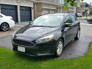 2015 Ford Focus SE Take Over