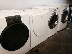 "Kenmore Elite 27"" White Dryer"