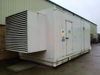 Generator Acoustic Container Canopy