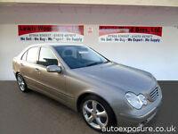 Mercedes-Benz C220 2.1TD auto 2006MY CDI Avantgarde SE