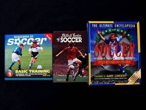 Soccer: Basic Training + Skills & Tactics + Ultimate Encyclopedia Loganholme Logan Area Preview