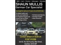 We Want to Buy your German car! AUDI MERCEDES BMW VOLKSWAGEN up to 8 years old and 80000 miles