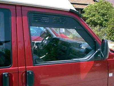 Lüfterbleche Lüftungsgitter Fahrerhaus Fenster re.+li… |