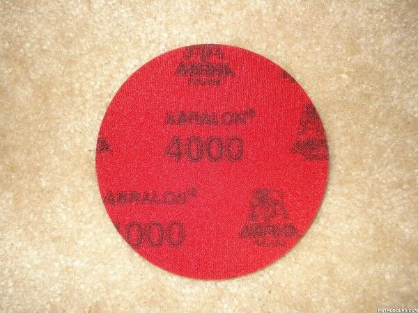 "50 Mirka 23-615-150  5/""  8-Hole 150 Grit Dustless Hook /& Loop Sanding Discs"