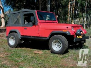 Looking for a Jeep YJ