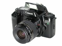 Canon EOS 1000F 35mm SLR Film Camera with 35-80mm lens