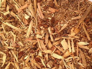 Douglas Fir Mulch/Sawdust mix - Bulk Bag