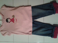 Gymboree Outfit Like New! - Size 18-24 Months