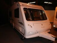 SAVE £1000 * 2007 ELDDIS AVANTE 505 5-BERTH * LISBURN CARAVAN CENTRE * OPEN LATE TUES & THURS *