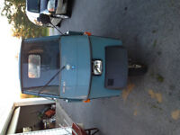1981 PIAGGIO/VESPA APE TRADE FOR CITROEN DS