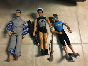 G I Joe Action Figures