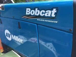 Bobcat Miller Welder Generator 250 EFI
