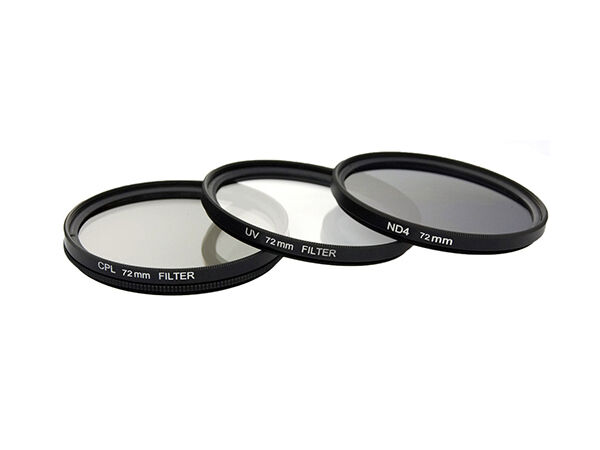 What Are the Different Types of Camera Filters?