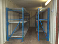 Used Container Racking