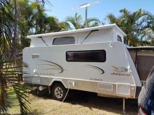 Expanda Caravan For Hire - Mackay