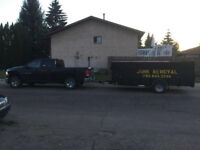 Junk removal professional and reliable