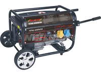 2800W GASOLINE GENERATOR 7.0HP 4 STROKE ENGINE WITH RUBBER WHEELS PORTABLE