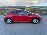 Honda, CIVIC, Hatchback, 2009, Manual, 1339 (cc), 3 doors