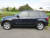Looking to trade my 2009 BMW X5 3.0 AWD with 71000 km