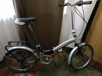 Apollo Transition Folding Bike - Good Condition