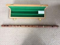 Rosewood flute