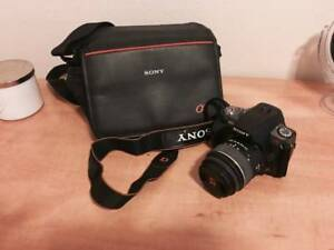 Camera Sony a330 with accessories