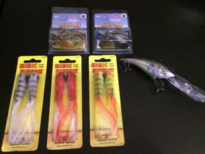 Brand New fishing lures Baits Tackle