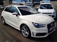Audi A1 2.0TDI S Line