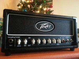 LNIB Peavey ValveKing 20MH All-Tube 20W/5W/1W Head