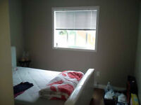 Room for rent in brand new house 5 minuets from VIU (South nanai