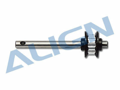 Metal Belt Drive Tail Rotor Shaft Assembly - T-Rex 600