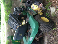 John Deere 188 - Parting out lawn tractor