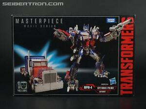 Transformers Masterpiece Optimus Prime MPM-4