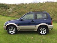 Suzuki Grand Vitara 1 year MOT