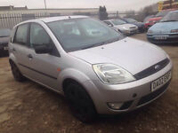 Ford Fiesta long mot drives superb 395