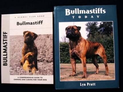 Bullmastiff + Bullmastiffs Today [Price is for both hardbacks]