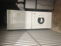 4yr old Stackable Washer Dryer combo Kenmore 27'