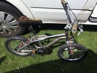 Childs cosmio bmx bike works well only £18