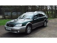 SUBARU OUTBACK FOR SPARES FOR SALE