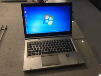 HP Elitebook 8470p laptop Intel Core i5