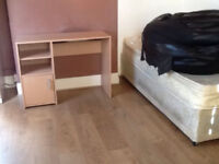 1 Double room & 1 Single room for rent (Near Luton Station)