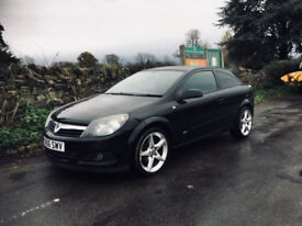 Vauxhall Astra 1.6i 2006 SXI (06) 16V LONG MOT NEW CAMBELT