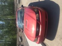 2002 Ford Mustang Decapotable